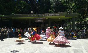 Aniversario 46 del Parque Recreacional Los Chorros se festejó el domingo