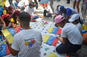Inparques promueve la paz y la vida con actividades recreativas