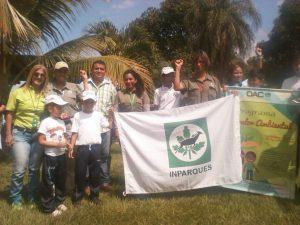 Inparques Barinas cuenta con 60 nuevos contralores ambientales