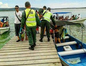 Despliegan operativo vacaciones seguras en el Parque Nacional Morrocoy