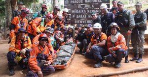 Articulación gubernamental permitió rescate de jóvenes desaparecidos en el Waraira Repano