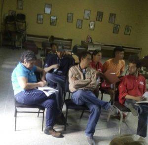 Minea Lara afina detalles para inicio de la Campaña Ambiental Protección al Musguito 2017