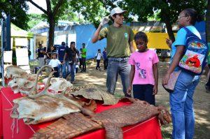 Exposición ambiental «Pocos y en Peligro» fomenta conciencia ecosocialista