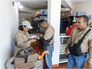 Decomisan carne de baba en jornadas de fiscalización en Delta Amacuro