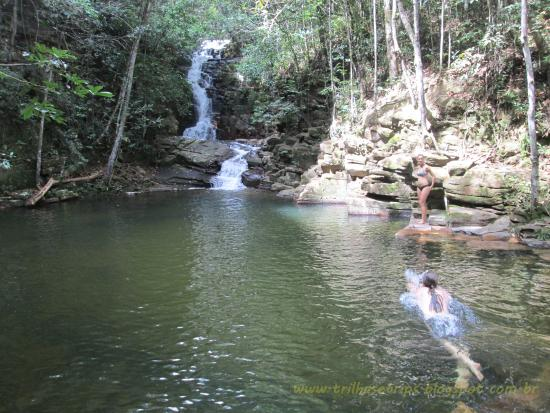 El salto Agua Fría: otra maravilla natural de Canaima