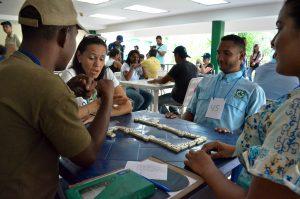 Juegos tradicionales estuvieron presentes en el aniversario de Inparques