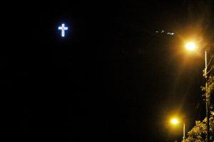 La Cruz del Waraira Repano: 55 años alumbrando la Navidad caraqueña