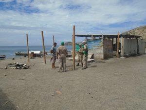 Cuerpo Civil de Guardaparques lidera procedimientos e inspecciones en Mochima Anzoátegui