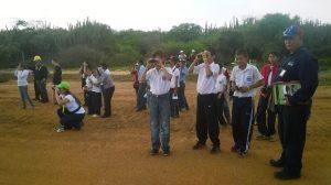 Minea efectúa práctica de observación de aves con estudiantes del Zulia