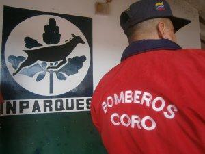 Comando Unificado para la Prevención y Combate de Incendios Forestales se activó en Falcón