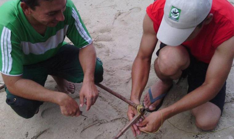 Inparques Anzoátegui continúa monitoreo de Coral Xenia en Mochima
