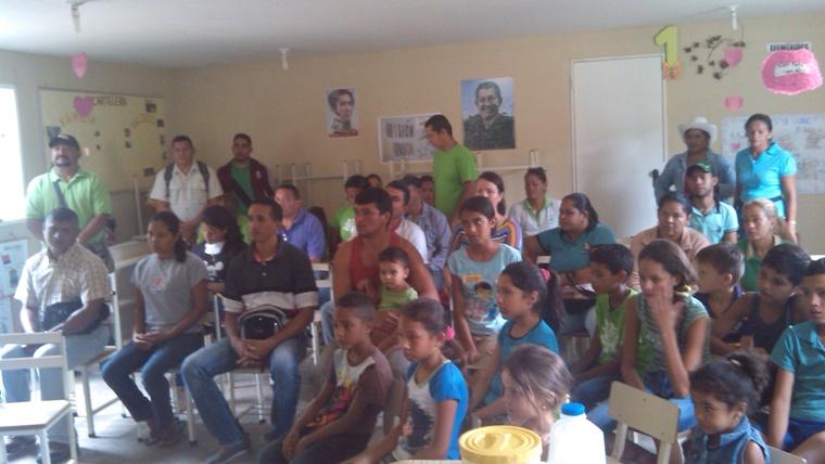 Inparques Cojedes dictó conversatorio en comunidad de Maraquita