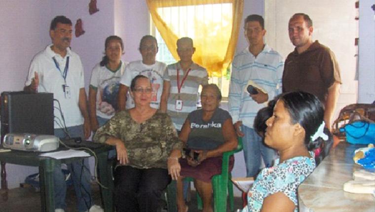 Minea Bolívar e Inparques realizaron taller de prevención en José Antonio Páez