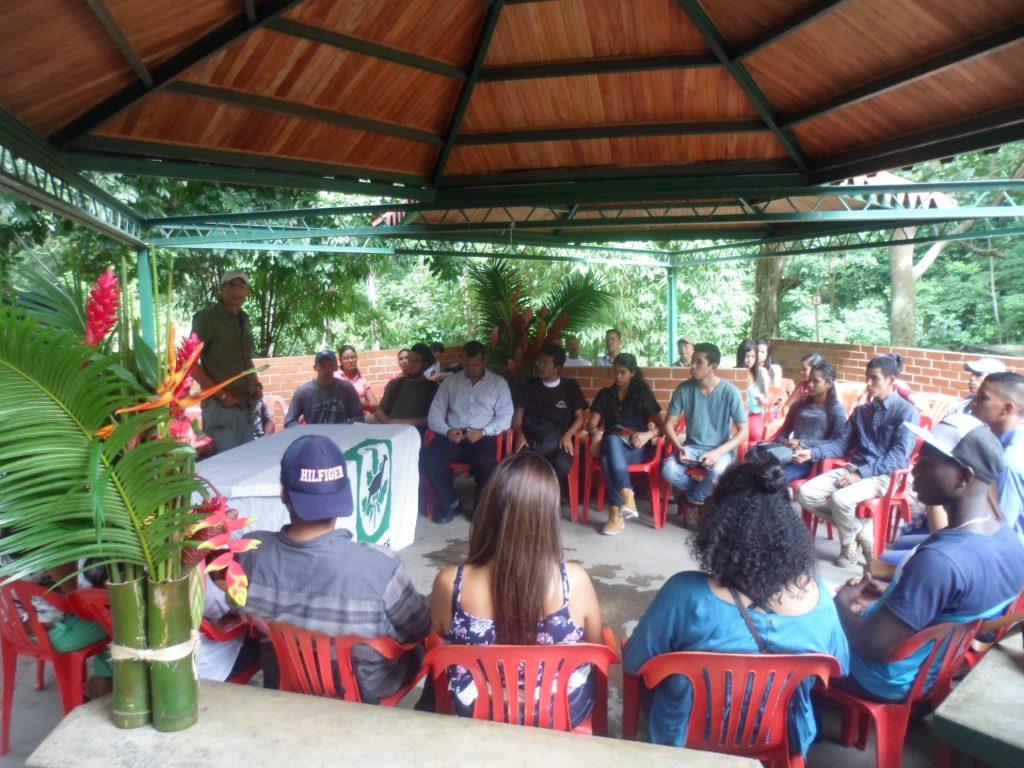Inparques Yaracuy juramentó primera Brigada de Investigación y Seguimiento Ambiental