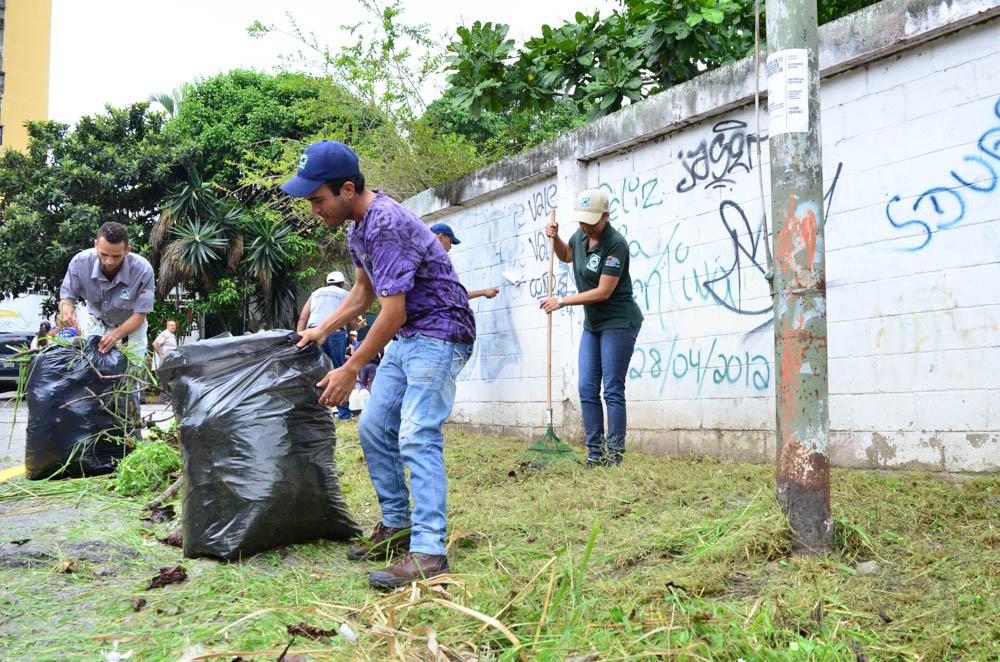 Plan Cayapa llega al Parque Zoológico de Caricuao