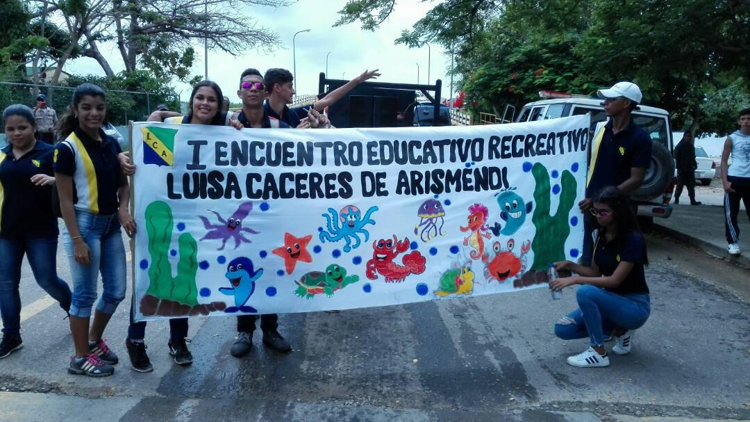 Parque Nacional Morrocoy escenario de cierre de proyectos escolares