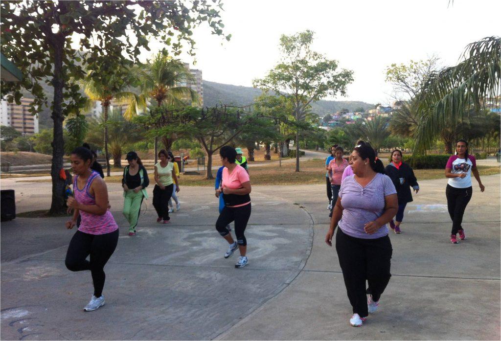 Parque Recreacional Andrés Eloy Blanco ofrece sus espacios para el sano esparcimiento del pueblo