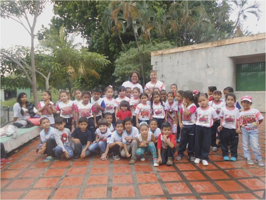 Inparques Barinas celebra cierres de año escolar