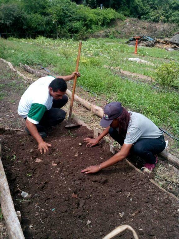 Trabajadores de Inparques Anzoátegui recibieron curso de lumbricario
