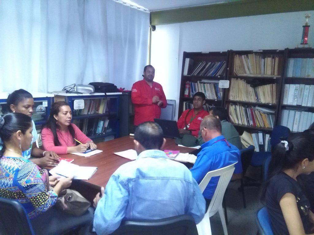 Encuentro de Formación Ecosocialista se realizó en Ciudad Bolívar