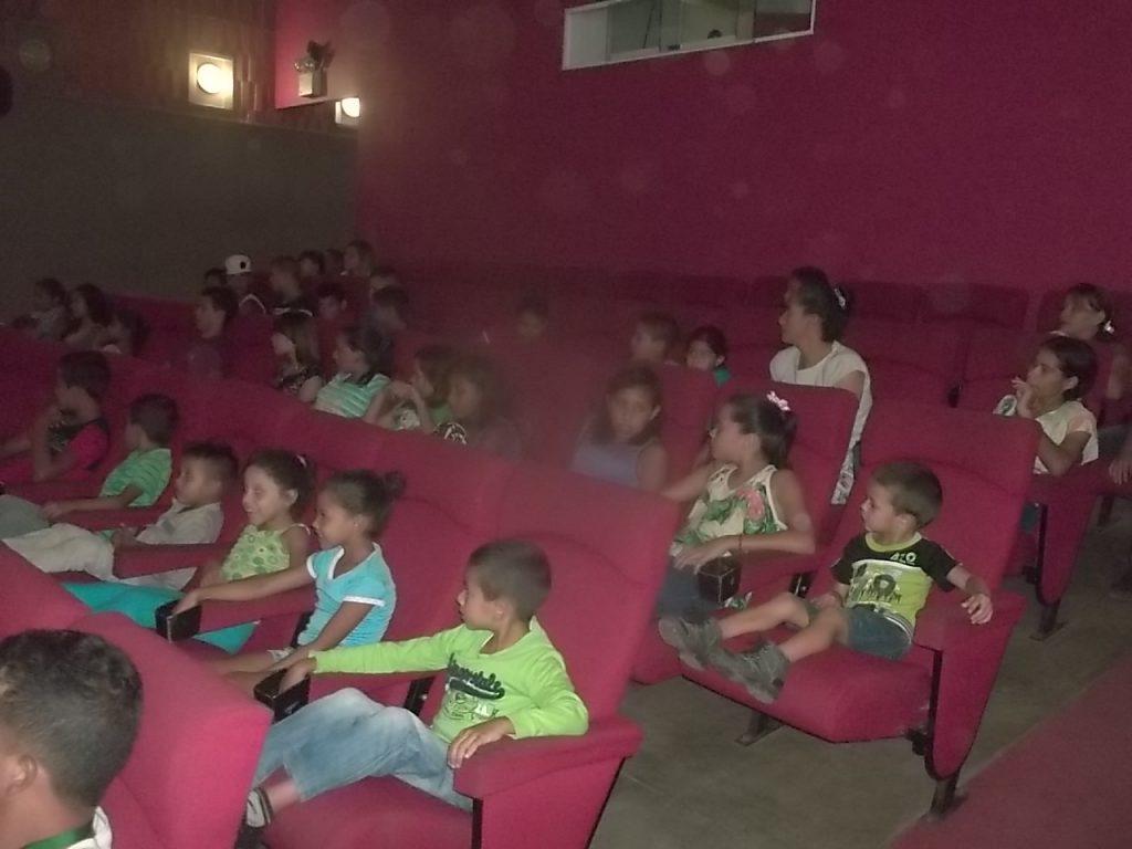 Inparques Cojedes efectuó cine foro en el Parque de Recreación Bocatoma II