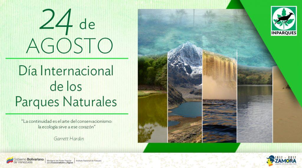 Hoy se celebra el Día Internacional de los Parques Naturales