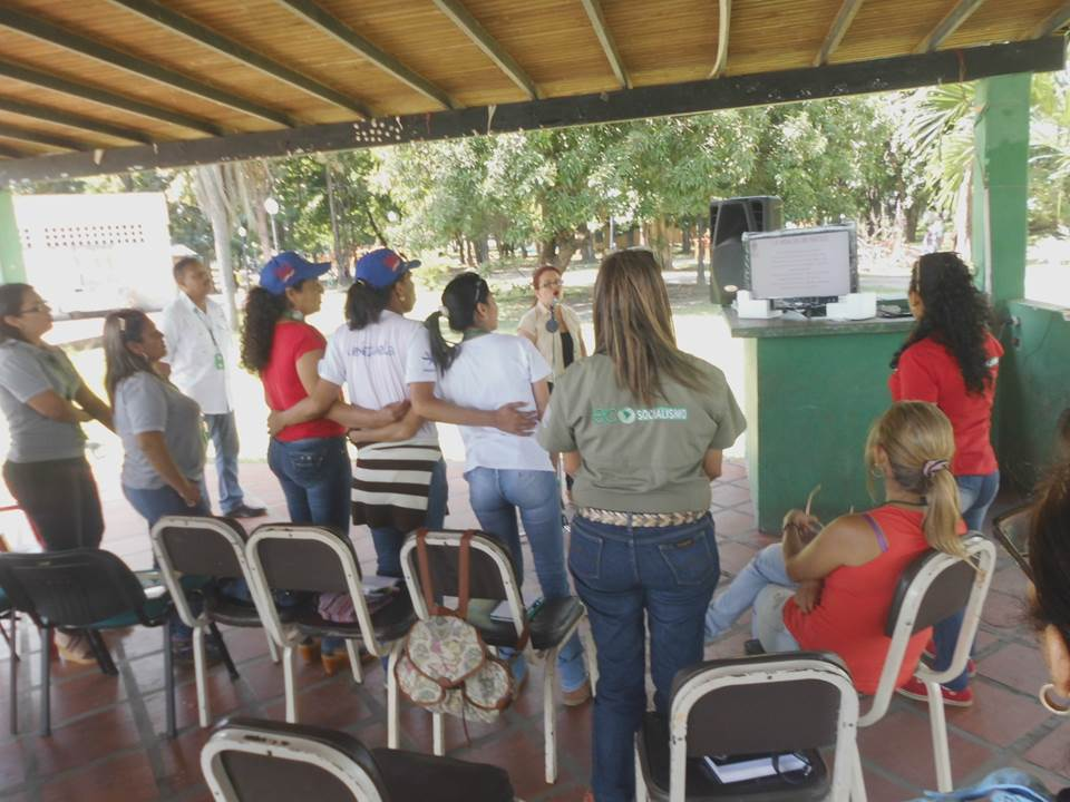 """Proyecto """"Salva una Familia"""" llegó a Inparques Barinas"""