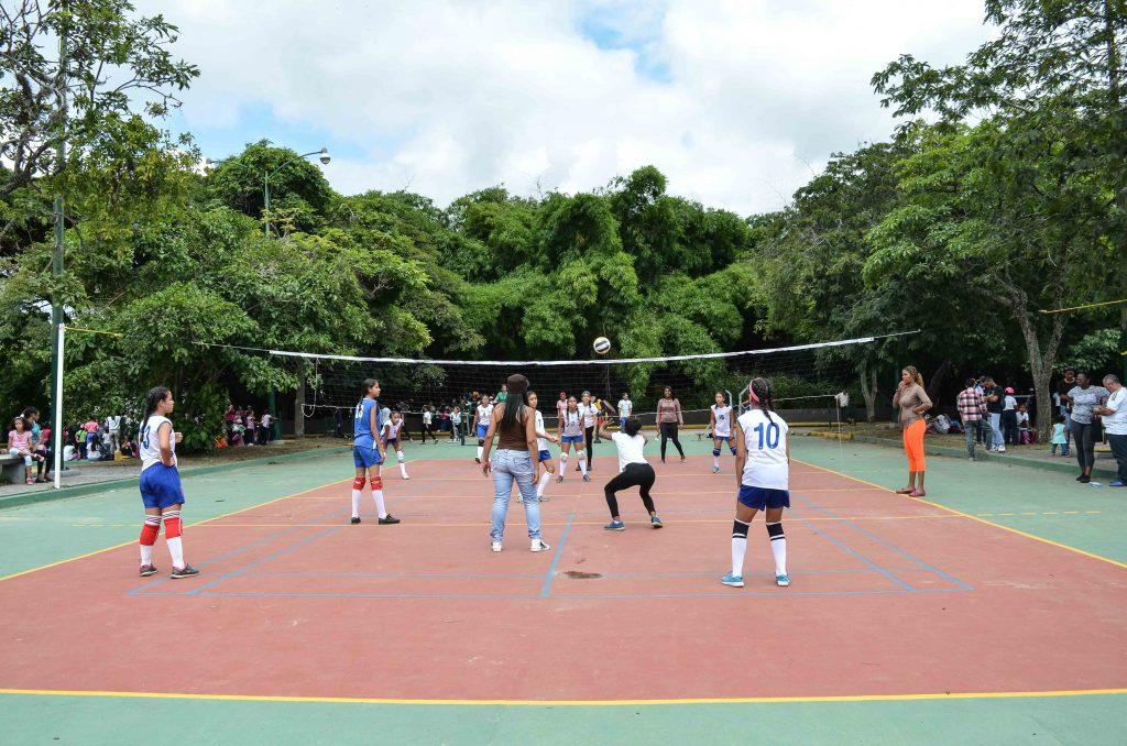 Parque Generalísimo Francisco de Miranda fue escenario del lanzamiento del Plan Vacacional Comunitario 2017