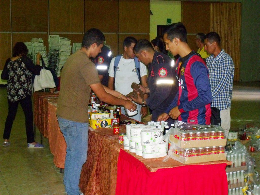 Inparques Mérida ha distribuido 3 mil 600 kilos de alimentos para sus trabajadores