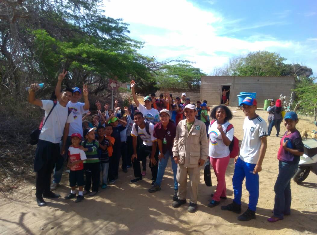 Promueven actividades ecológicas y formativas en el Monumento Natural Cerro Santa Ana