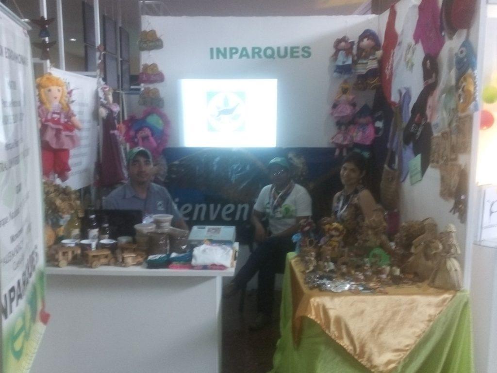 Inparques Monagas participa en la XII Jornadas Ambientales Producción Oriente 2017