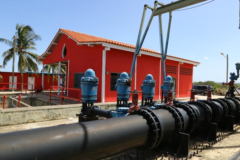 Aprobados más de Bs. 25 mil millones para sistema hídrico del país