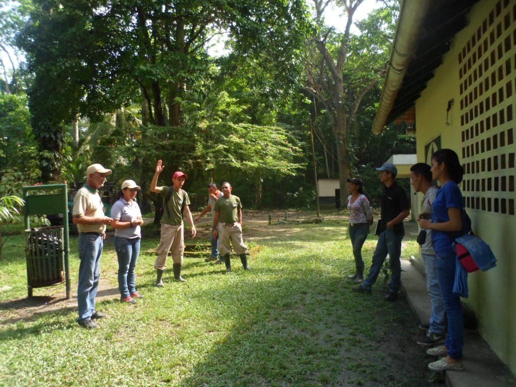Inparques impulsa ruta ecológica en el Monumento Natural María Lionza en Yaracuy
