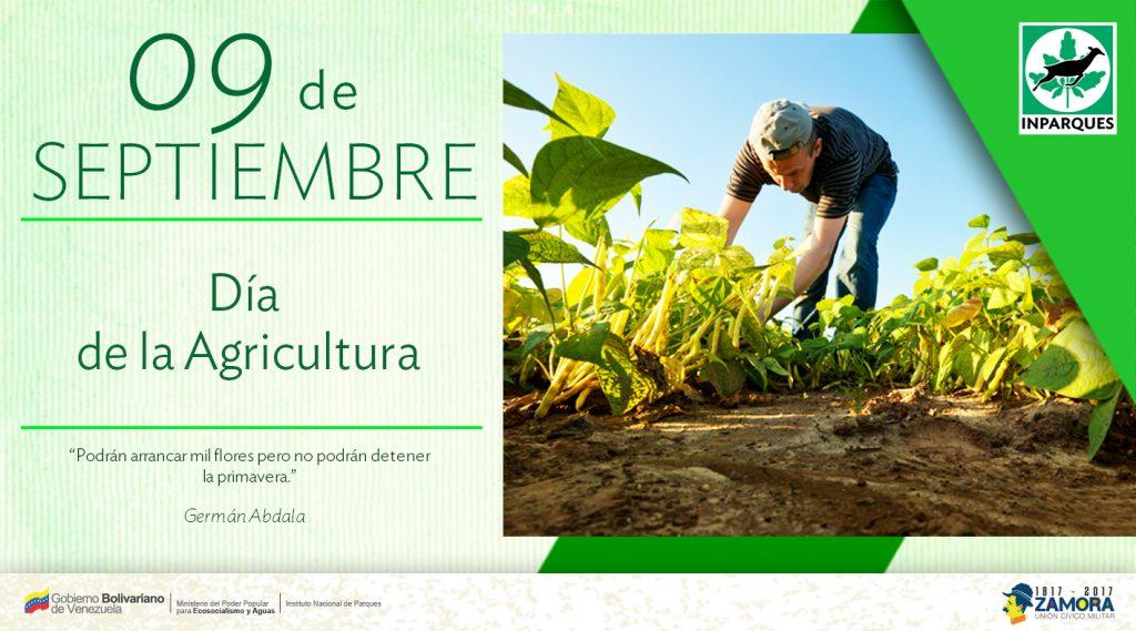 Día Mundial de la Agricultura: Viveros de Inparques contribuyen a acciones de soberanía alimentaria