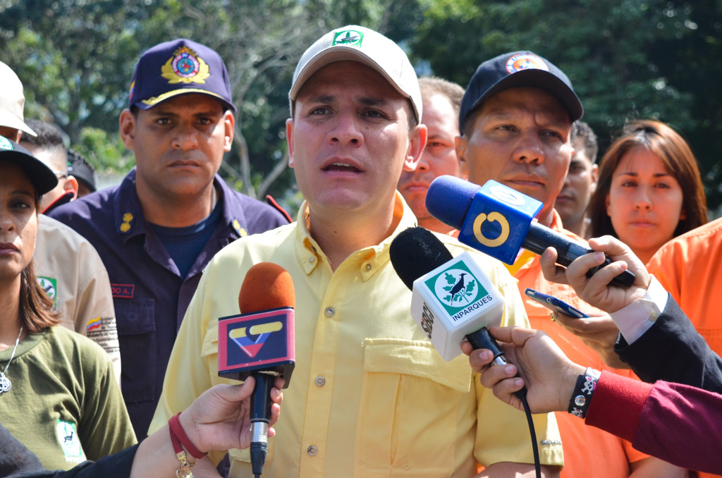 Inparques y PC desplegaron Plan de Atención Integral en parques de la Gran Caracas