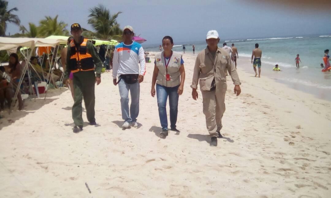 Atienden situaciones de riesgo de menores de edad en Morrocoy