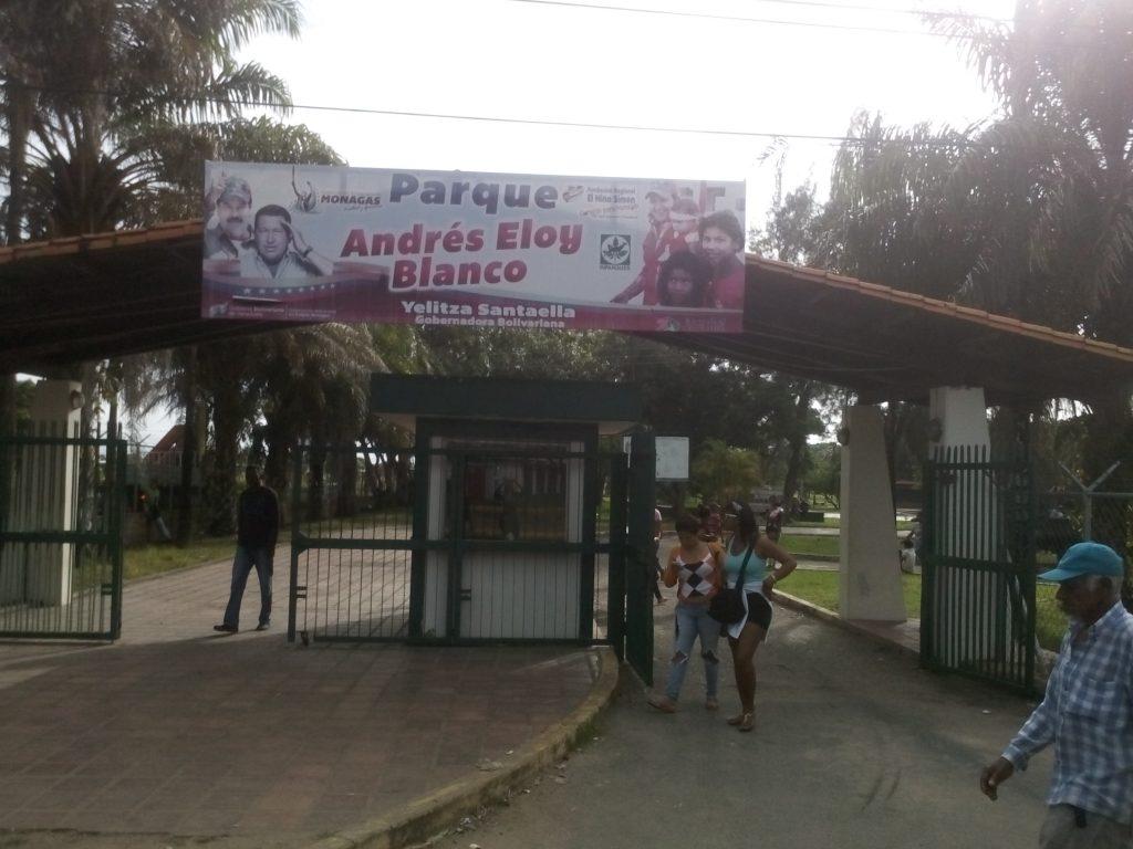 Parque de Recreación Andrés Eloy Blanco: pulmón vegetal de Maturín