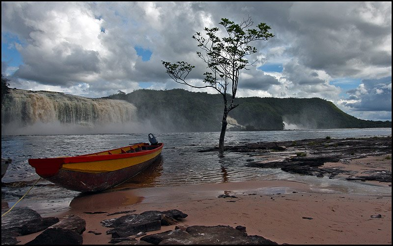 Isla Anatoly: paraje inolvidable de Canaima