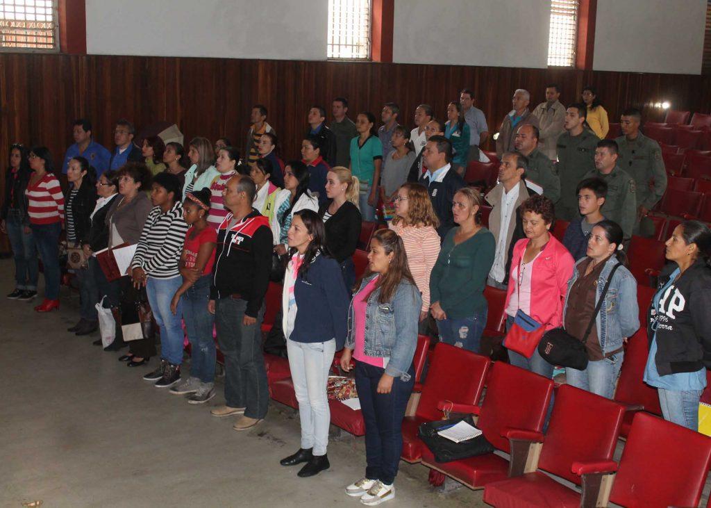 Minea promueve formación ecosocialista en municipios del Táchira