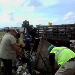 Inparques Bolívar realizó saneamiento en la troncal 10