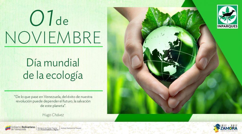 Día Mundial de la Ecología fomenta la relación armónica con el ambiente