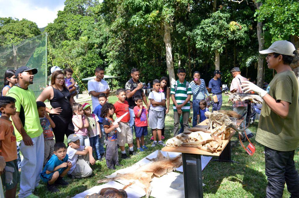 Inparques amplía actividades dominicales en el Zoológico de Caricuao