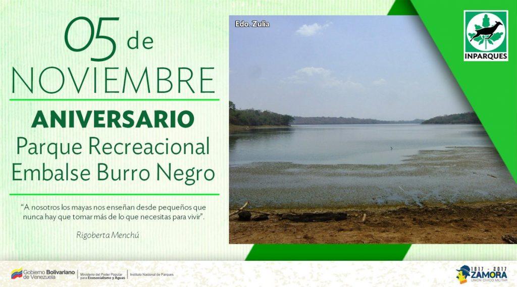 Parque de Recreación Burro Negro del Zulia arribó a su 43° aniversario