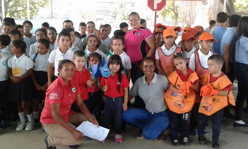 Juramentadas nueve Brigadas Educativas Integrales Comunitarias en Anzoátegui