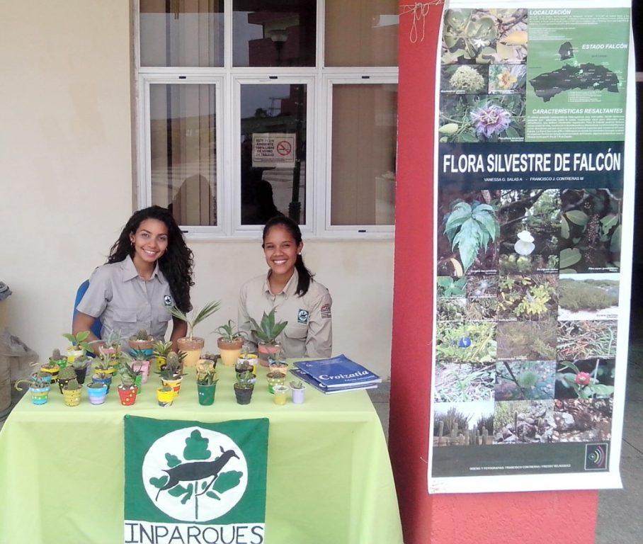 Inparques participa en V Congreso Venezolano de Gestión Ambiental