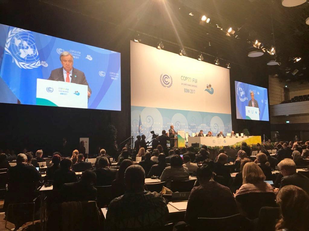 Venezuela insta a países desarrollados a incrementar su compromiso para mitigar riesgos del cambio climático