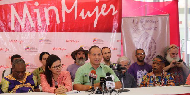Venezuela celebró primer Encuentro Internacional Ecosocialista