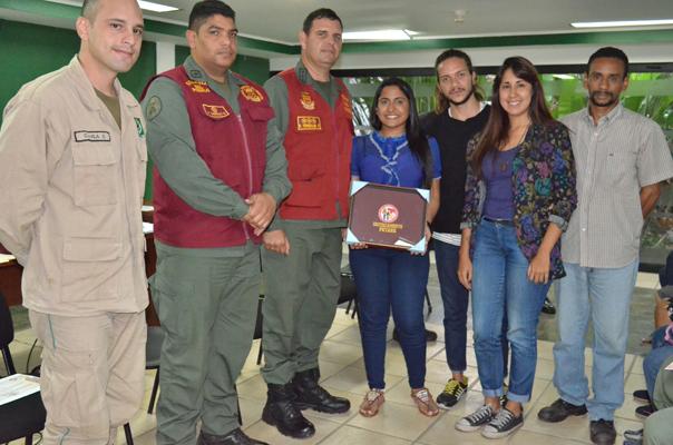 Inparques dictó formación ambiental a la Guardia del Pueblo
