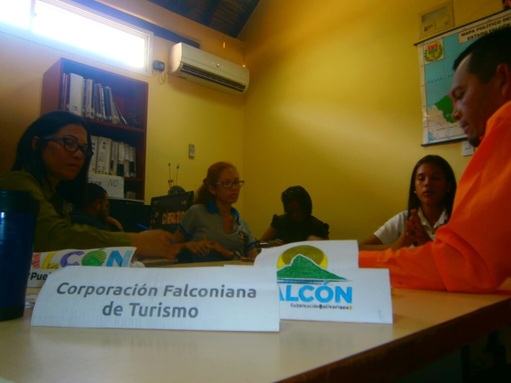 Establecen alianzas para crear ruta ecoturística en el Parque Nacional Juan Crisóstomo Falcón