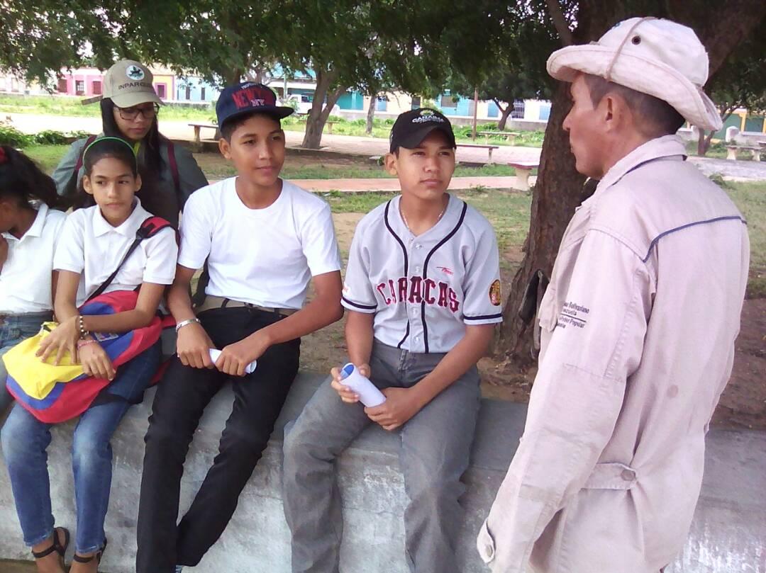 Servidores del Monumento Natural Cerro Santa Ana preparan celebración del Día de la Educación Ambiental